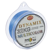 WFT Round Dynamix Multicolor 4-Carrier Round Braid