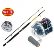 Набор: PENN / WFT NORWAY COMBO SET NC FJORDSPIN + COMMANDER 30LH